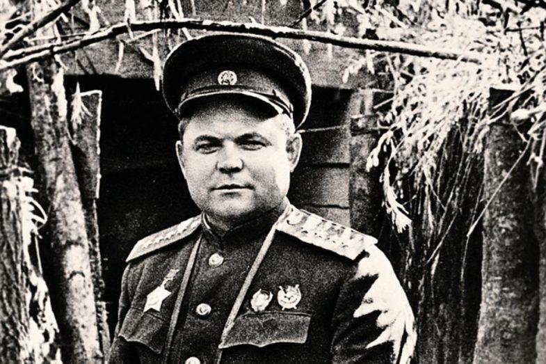 Микола Федорович Ватутін (1901-1944), генерал армії, командувач військами 1-го Українського фронту, герой Радянського Союзу