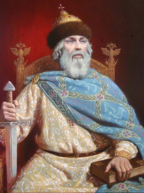 Володимир Мономах (1053-1125). Великий князь київський, полководець, законотворець, письменник