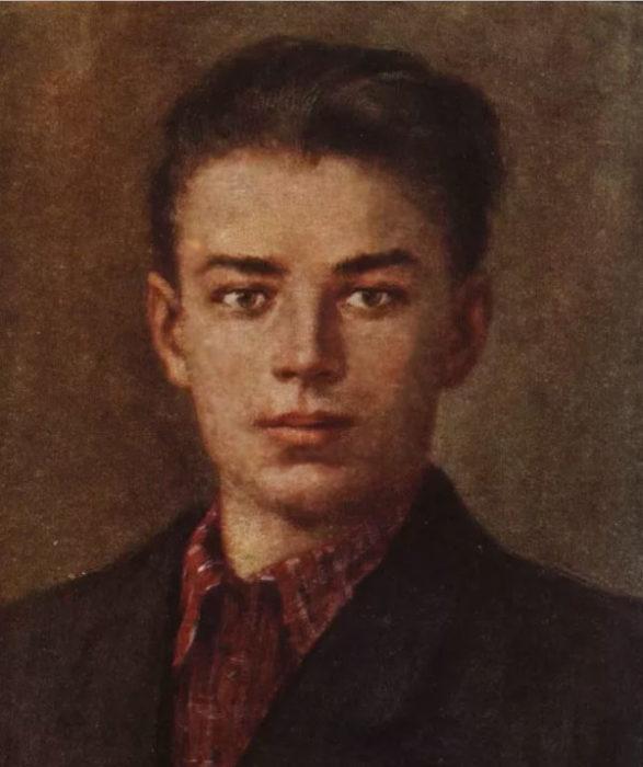 Іван Олександрович Земнухов (1923-1943) - один з організаторів підпільної організації «Молода гвардія»