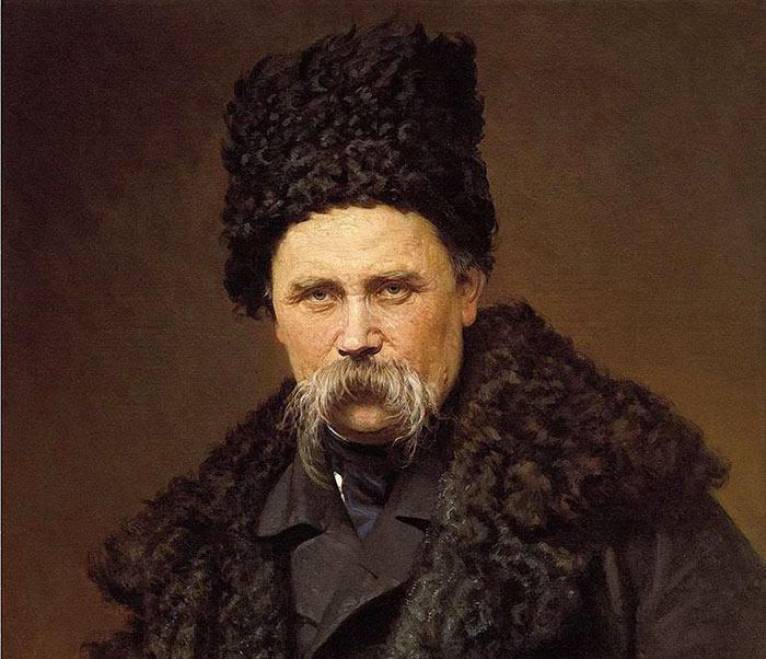 Тарас Григорович Шевченко (1814-1861) - видатний український поет, прозаїк і художник