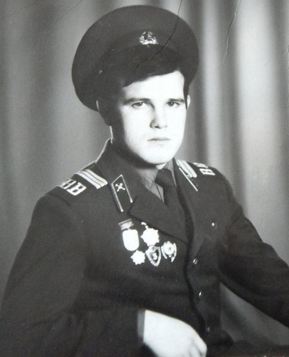 Ігнатенко Василь Іванович (1961-1986). Ліквідатор аварії на ЧАЕС. Герой України