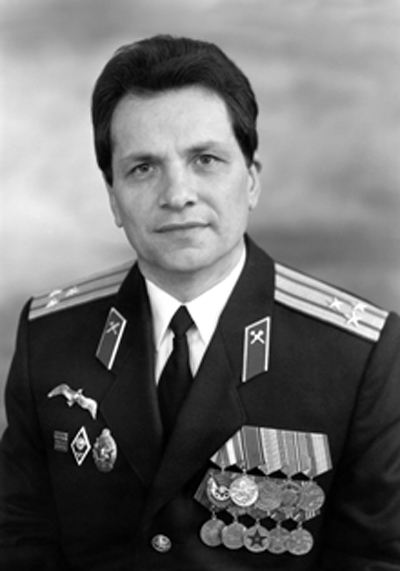 Коцюра Іван Захарович (1941-2009). Полковник. Учасник ліквідації аварії на ЧАЕС