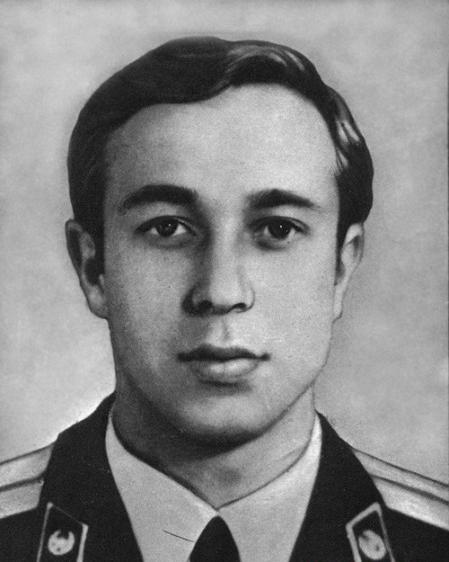 Володимир Павлович Правик (1962-1986). Лейтенант, Герой Радянського Союзу