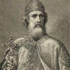 Святий рівноапостольний князь Володимир Святославич (X-XI ст.), князь новгородський і київський, хреститель Русі