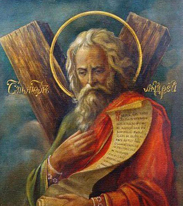 Апостол Андрей Первозванный - просветитель Руси