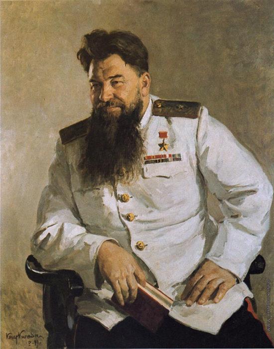 Петро Петрович Вершигора (1905-1963). Партизанський командир. Герой Радянського Союзу