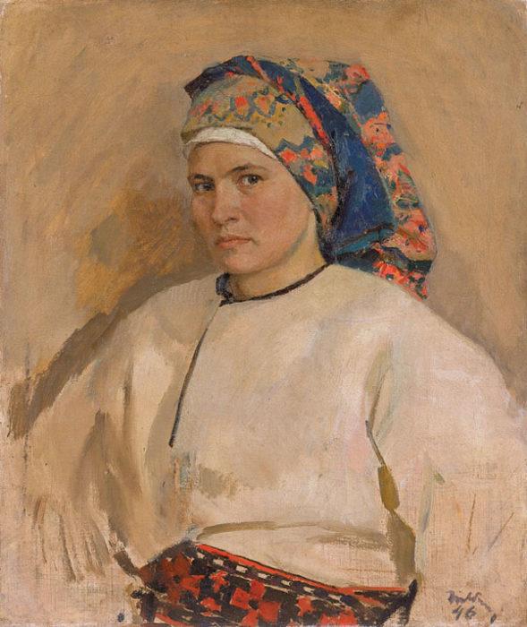 Тетяна Нилівна Яблонська (1917-2005). Художниця-живописець, Народний художник СРСР