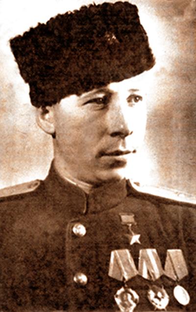 Петро Овсійович Брайко (1919-2018). Командир партизанського полку. Герой Радянського Союзу