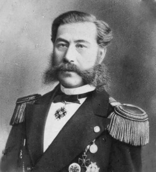 Олександр Федорович Можайський (1825-1890). Контр-адмірал, винахідник першого в світі літака