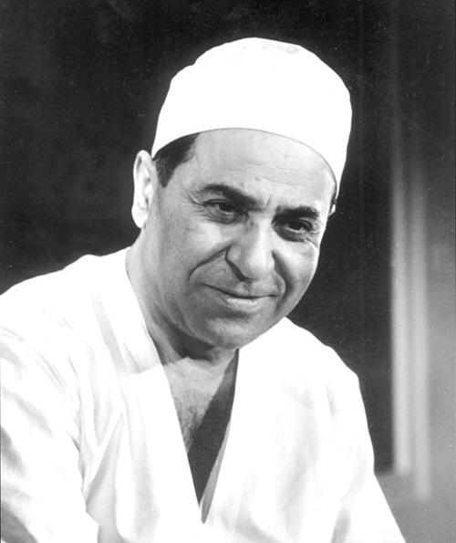 Александр Иванович Арутюнов (1904-1975). Нейрохирург. Академик. Герой Социалистического Труда