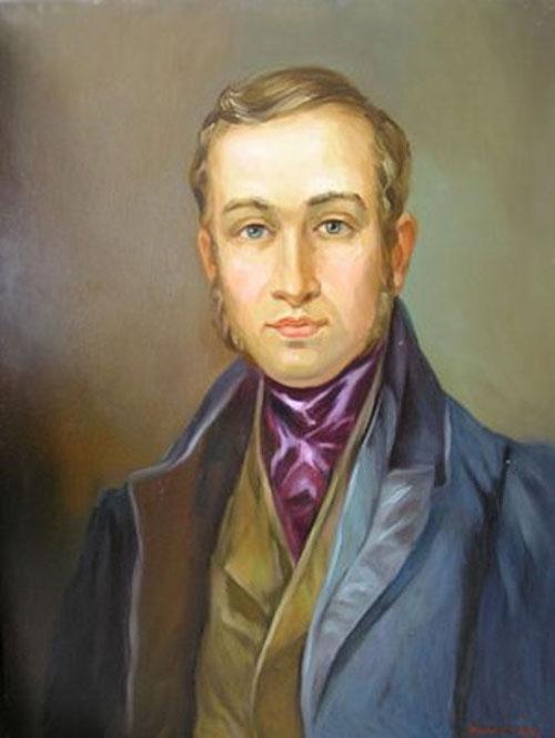 Євген Павлович Гребінка (1812-1848). Письменник, поет, педагог, видавець