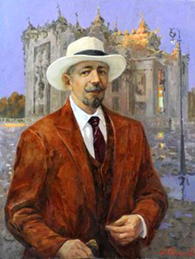 Владислав Владиславович Городецький (1863-1930). Видатний київський архітектор