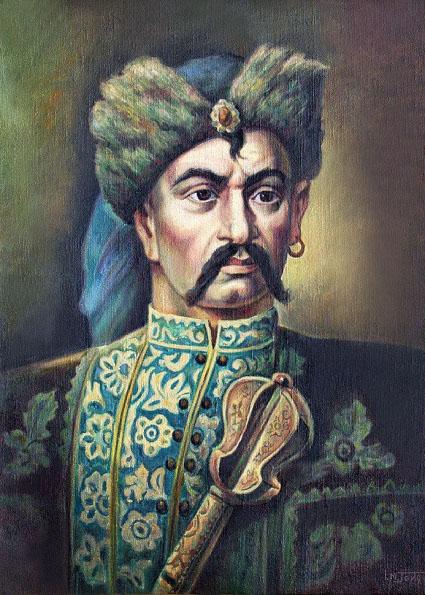 Іван Богун (XVII ст.) - видатний козацький полководець, соратник Богдана Хмельницького