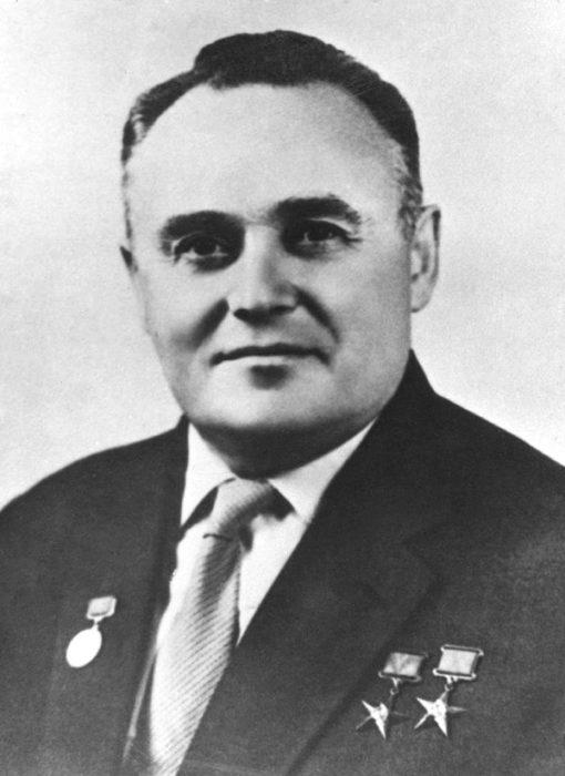 Сергій Павлович Корольов (1907-1966). Видатний вчений, конструктор, основоположник практичної космонавтики
