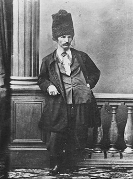 Пантелеймон Олександрович Куліш (1819-1897). Письменник, фольклорист, етнограф,автор першої української абетки