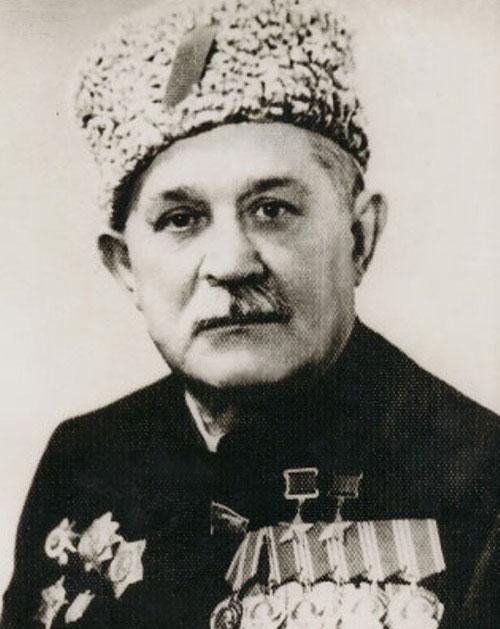 Олексій Федорович Федоров (1901-1989). Партизанський командир. Двічі Герой Радянського Союзу