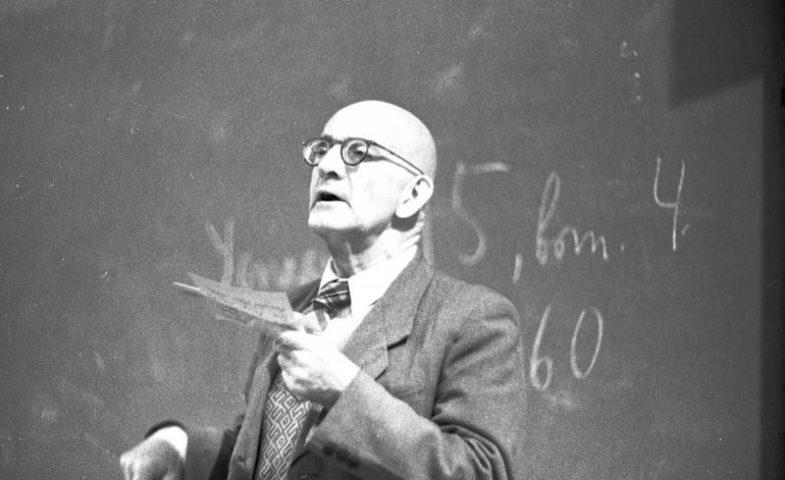 Павло Сергійович Александров (1896-1982). Академік. Математик. Герой Соціалістичної Праці