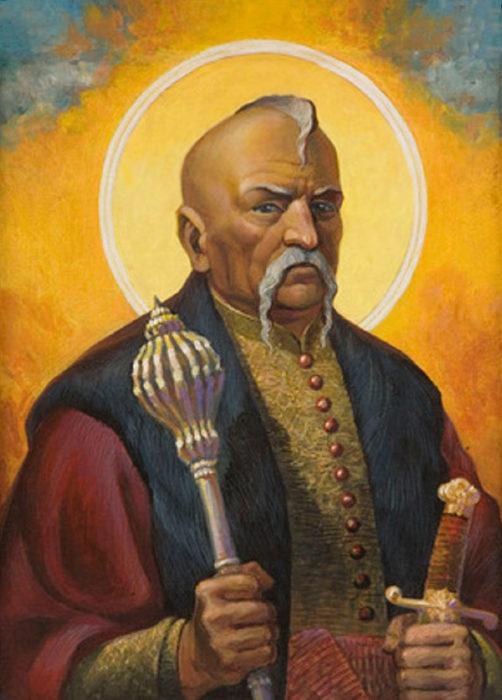 Петро Іванович Калнишевський (1690-1803). Генерал-поручик, кошовий отаман Запорозької Січі, православний святий