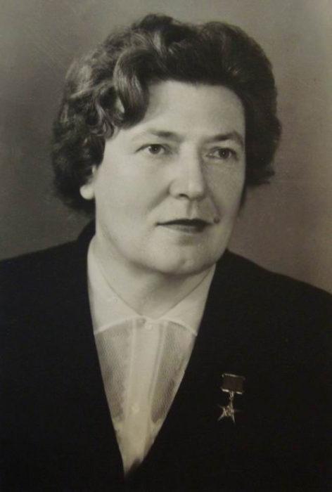 Надія Олександрівна Пучковська