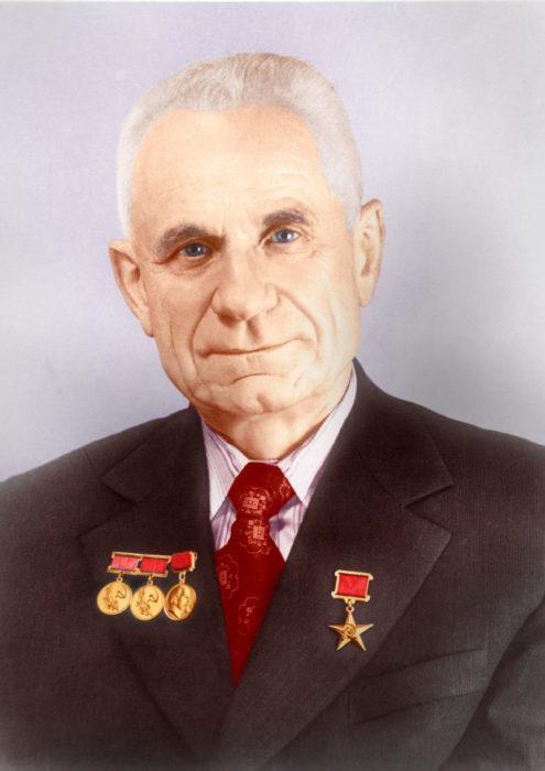 Архип Михайлович Люлька (1908-1984). Конструктор авіаційних двигунів. Герой Соціалістичної Праці