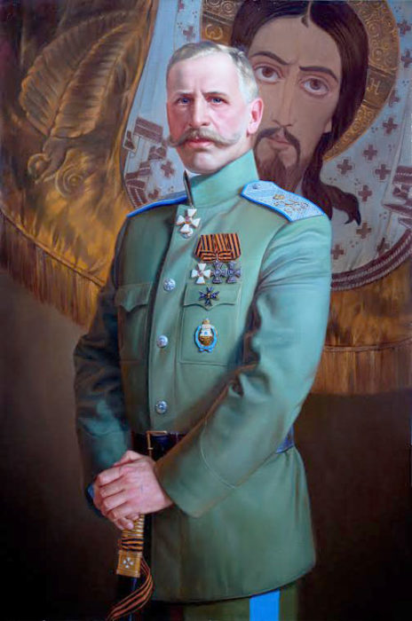 Федор Артурович Келлер (1857-1918), Граф, генерал от кавалерии, герой Великой войны