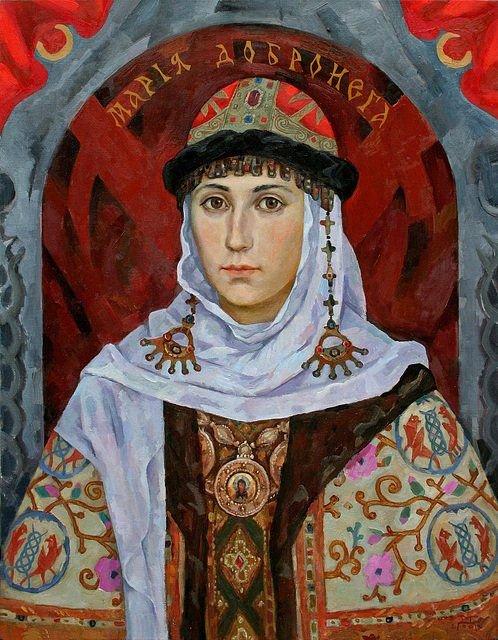 Марія-Добронега Володимирівна (1011-1087). Руська та польська княгиня