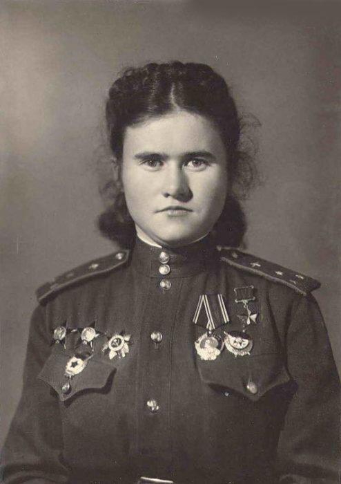 Євдокія Борисівна Пасько (1919-2017). Штурман авіаційної ескадрильї. Героя Радянського Союзу