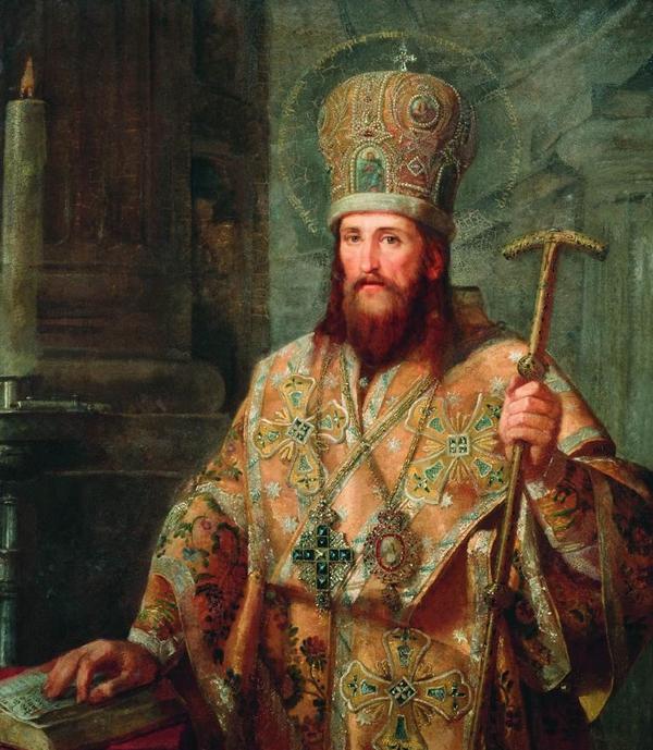 Данило Савич Туптало (1651—1709). Церковний діяч, мислитель, поет, проповідник