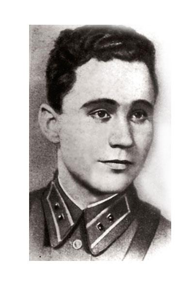 Іван Данилович Кудря (1912-1942). Розвідник, підпільник. Герой Радянського Союзу