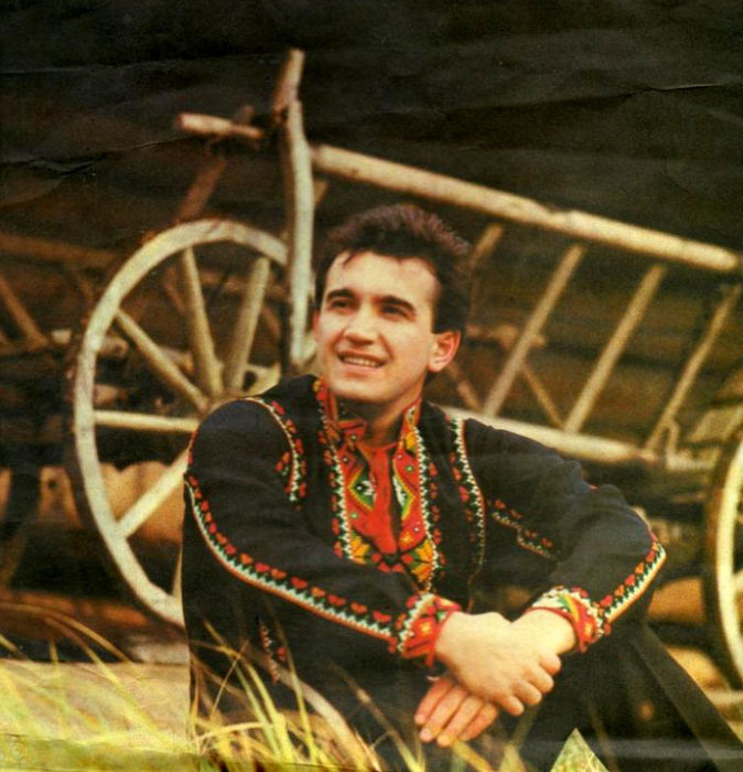 Назарій Назарович Яремчук (1951-1995). Естрадний співак. Народний артист УРСР