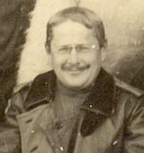 Павел Александрович Самойло