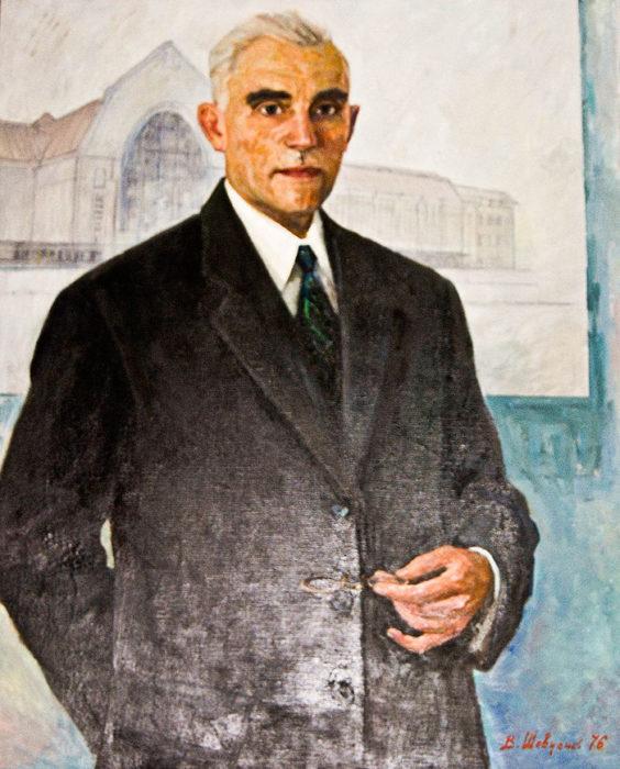 Олександр Матвійович Вербицький (1875-1958). Архітектор, педагог, інженер